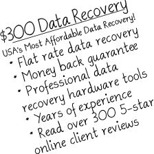 $300 DATA RECOVERY: AFFORABLE PC, MAC, LINUX, & RAID DATA RECOVERY.