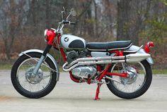 1967 Honda  CL77 305cc Scrambler Frame no. CL77-1050579 Engine no. CL77E-1050688