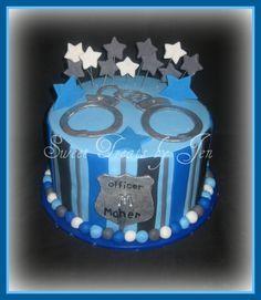 police cake idea