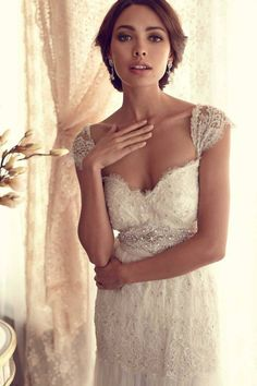 Anna Campbell Gossamer Wedding Gown Collection