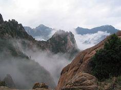 Sorak Mountain, Korea