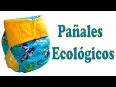 TUTORIAL: Cómo Hacer Pañales Ecológicos + Patrones Gratis (Pañales de Tela) - YouTube Janome, Dress Sewing Patterns, Cloth Diapers, Baby Wearing, Crochet Baby, New Baby Products, Crafts For Kids, Gym Shorts Womens, Couture