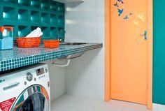 Quem se esmera na casa inteira não pode deixar a lavanderia de fora. Para se inspirar, separamos 20 áreas de serviço