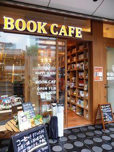 #Librerías Book Cafe