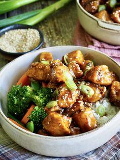 Tex Mex, Kung Pao Chicken, Chicken Wings, Meat, Baking, Ethnic Recipes, Food, Bakken, Essen