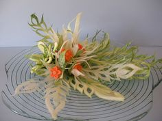 Papaya/Cabbage Carving by wtimm9, via Flickr