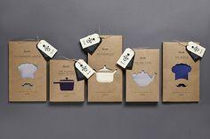 Spode Kitchen Textiles — The Dieline - Branding & Packaging