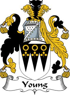 Young Clan Coat of Arms