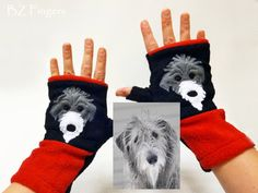 Items similar to Your Irish Wolfhound Gift. Personalized Fingerless Gloves with Pockets for Dog Lovers on Etsy Dog Lover Gifts, Dog Gifts, Dog Lovers, Love Your Pet, Your Dog, Dog Training Classes, Dog Insurance, Different Dogs, Puppy Party