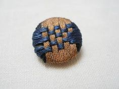 Fabric Button[OSF-0410]