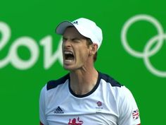 Andy Murray vows to 'fight hard' for Rio gold #Rio2016Olympics #GreatBritain #Tennis