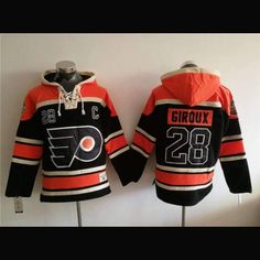 Philadelphia Flyers NHL Hockey Team Apparel Hoodies 398d69323