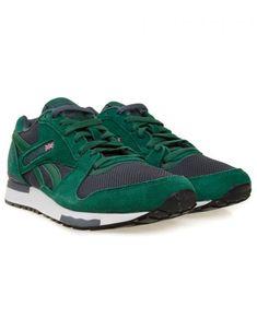 678fa583030 Reebok GL6000 - Athletic Green Athletic