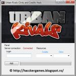 Urban Rivals Hack work undetected free download is safe After too many requests submitted by our users for Urban Rivals Hack, finally we are releasing it.