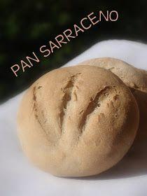 Bocados dulces y salados: PAN SARRACENO