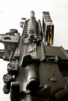 LMT AR-15 Find our speedloader now!  http://www.amazon.com/shops/raeind