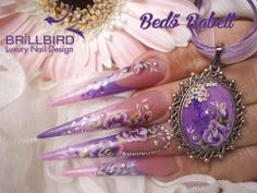 . Stiletto Shaped Nails, Stiletto Nail Art, 3d Nails, Coffin Nails, Acrylic Gel, Long Acrylic Nails, The Art Of Nails, One Stroke Nails, Nails First