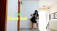April (에이프릴) - Tinker Bell (팅커벨) Dance Cover_Novita C