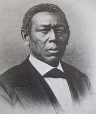 """Dr. James Still was a physician in the Pine Barrens of NJ. The son of slaves, he was born in New Jersey in 1812. Known as the """"black doctor"""" of the pinelands, early New Jersey settlers came from miles around to be treated by Dr. Still. With only three months of traditional schooling, he was a self-taught doctor, using money he earned from working in a glue factory to buy books on medical botany. He also penned an autobiography in 1877. He died in 1882."""