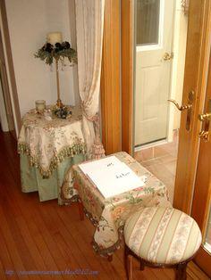 2006年3月***「Chez Mimosa シェ ミモザ」   ~Tassel&Fringe&Soft furnishingのある暮らし  ~   フランスやイタリアのタッセル・フリンジ・  ファブリック・小家具などのソフトファニッシングで  、暮らしを彩りましょう      http://passamaneriavermeer.blog80.fc2.com/