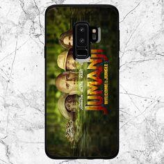 Jumanji Welcome Jungle Samsung Galaxy S9 Case | Sixtyninecase