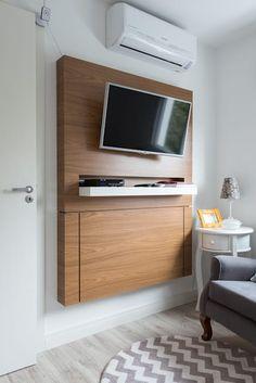 Dormitorios de estilo moderno por Kali Arquitetura