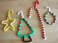 Image result for angels made from pipe cleaners