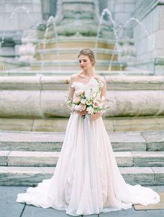 Modern Romantic Wedding | Fine Art Wedding | Parisian Wedding | French Wedding Style | NYC Fine Art Wedding | NYPL Wedding | Romantic Wedding | Garden Style NYC Wedding | Rachael Ellen Events | Paris Wedding Planner | NYC Wedding Planner