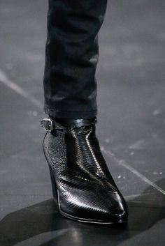 Saint Laurent Fall 2015 Menswear - Collection - Gallery - Style.com
