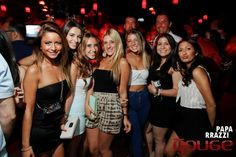 hipster girl at night club - Google Search