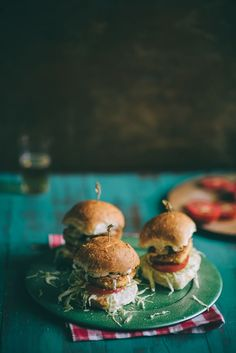 Fried Halloumi Cheese Burger (Souvlaki For The Soul)