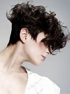 I+più+bei+tagli+corti+adatti+a+capelli+mossi+che+tu+abbia+mai+visto