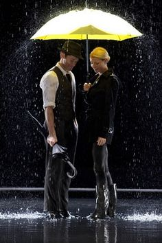 Will this be my Yellow Umbrella moment one day?
