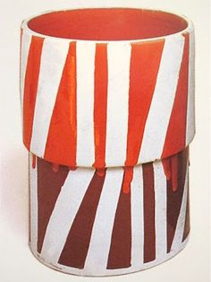 Early ettore sottsass ceramics