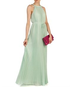 Pleated maxi dress - KADDI by Ted Baker