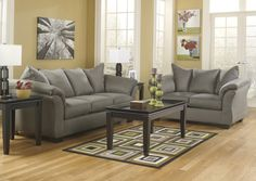 Ashley Darcy 2 Piece Living Room Set