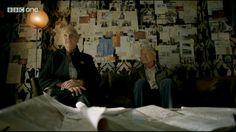 Ben's parents playing Sherlock's parents! :)