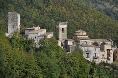 Best Small Towns in Italy: San Donato Val di Comino. Andrea's family's home town. @Andrea / FICTILIS woelfel
