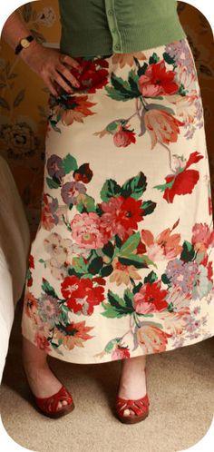 wear this again soon  homemade skirt