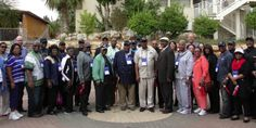 CHRISTIAN LEADERS VISIT ISRAEL TO STRENGTHEN TIES - Twenty-six African-American Christian leaders are participating in an educational trip to Israel sponsored by IFCJ (The Fellowship).