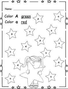 math worksheet : 1000 images about my classroom on pinterest  preschool classroom  : Alphabet Recognition Worksheets For Kindergarten