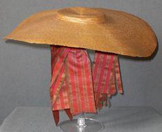 Bergere Straw Hat