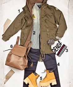 4 trendi zimske kombinacije - www.gloria.hr #gloriain