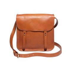 Madewell Watertower messenger bag: Lots of travel plans this summer? This compact spin on the messenger bag is the ideal sight-seeing friendly crossbody with enough room in case you want to bring along a camera that isn't your iPhone.