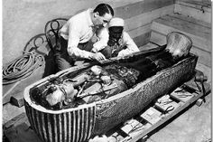 New research on King Tut's genitals could point to ancient religious rift