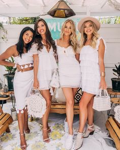 Mumu X Cleobella Show Me Your, Best Day Ever, White Dress, Product Launch, Celebrities, Fun, Bags, Instagram, Dresses