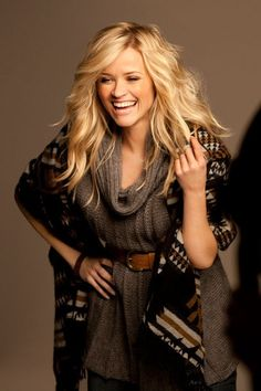 Reese Witherspoon. HER HAIR <3