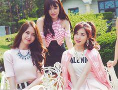 SNSD, Girls Generation Yoona Tiffany Seohyun