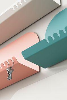 Most Modest Debuts New Products for Spring 2019 - Design Milk Metal Sheet Design, Sheet Metal Work, Boutique Interior, Excel Tips, Metal Forming, Steel Furniture, Pipe Furniture, Furniture Vintage, Vide Poche