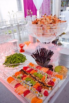 Fantastic Food Station Suggestions: 6 Wedding Buffet Ideas That Work For…